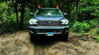 2018 Toyota Sequoia: ну очень, очень старый...
