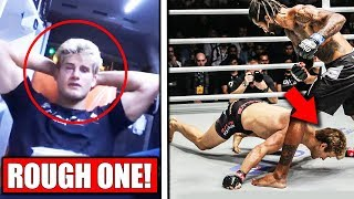 Sage Northcutt reacts to KO loss, Till offers to fight Lawler, UFC Rochester weigh ins