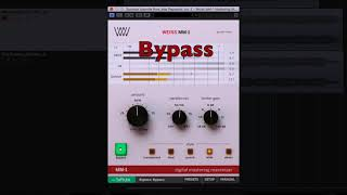 Plugin In Action : Softube Weiss MM-1