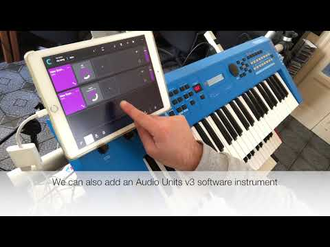 Will Camelot Pro Be like MainStage for iOS? — Audiobus Forum