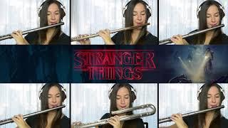 Stranger Things Theme on Flute + Sheet Music!