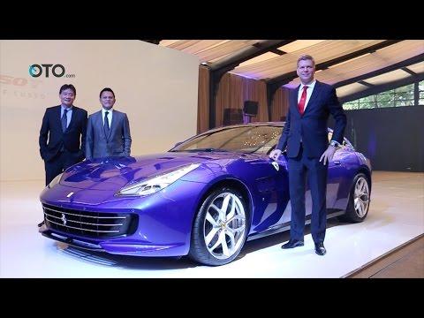 Peluncuran Ferrari GTC4Lusso T I Oto.com