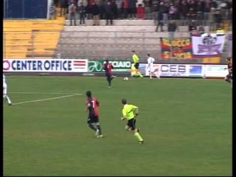 Preview video As Gubbio-Ac Prato 1-0
