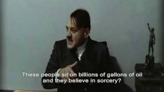 Hitler Finds Out A Man Will Be Executed For Sorcery