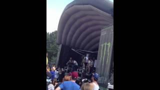 EVERYTIME I DIE - CHARLOTTE, NC 2012