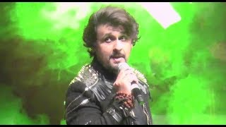 Apne To Apne Hote Hain - Sonu Nigam Live in the   - YouTube