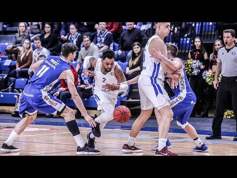 Kalev vs Enisey Highlights March 15, 2018