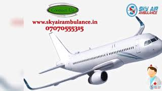 Receive Hi-tech and Trusted Air Ambulance Service in Jamshedpur