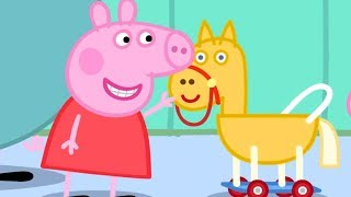 Peppa Pig Full Episodes | Horsey Twinkle Toes | Cartoons for Children