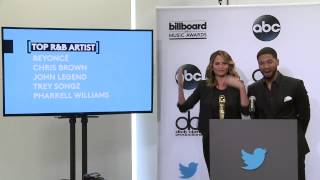 Top R&B Artist Finalists - BBMA Nominations 2015