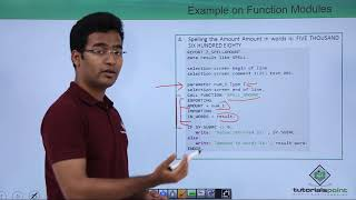 SAP ABAP - Function Module