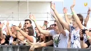 """Отчет с первого дня PARKFEST 2016, 1 августа 22:35 в проекте """"Настоящая Музыка"""" на UTV"""
