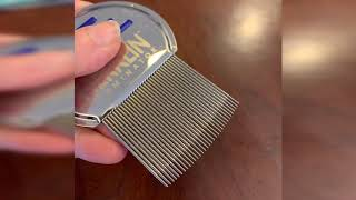 Terminator Lice and Nit Removal Comb