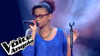 "Indira Carneiro - ""I Will Always Love You"" / The Voice Angola 2015: Audição Cega"
