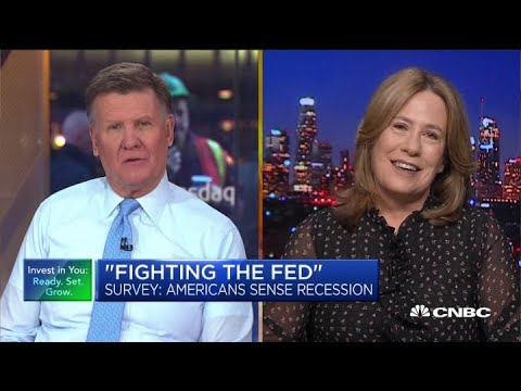 Former FDIC Chair Sheila Bair: Americans are right to cut back on spending