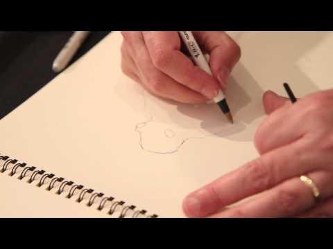 Vidéo de Mike Mignola