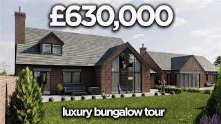 New Build Bungalow Tour (UK)