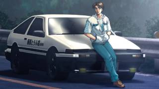 Initial D - Don't Stop The Music