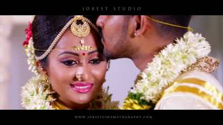 Yogaraj + Shamini- Cinematic Wedding Highlight by Jobest