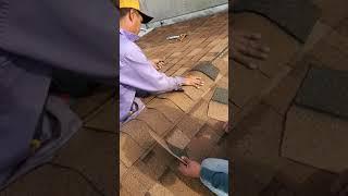 How to install a ridge cap