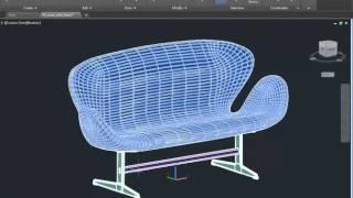 HarringtonSt 11 Importing 3D Downloaded Furniture into Revit