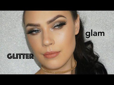 GLITTER GLAMHoliday MakeupCAROL LAGO