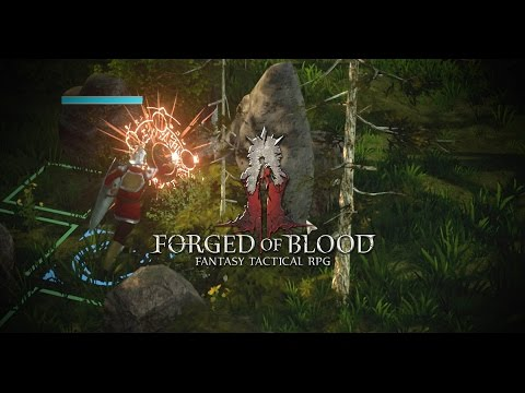 Forged of Blood - Official Gameplay Trailer #1 thumbnail