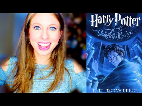 HARRY POTTER AND THE ORDER OF PHOENIX BY JK ROWLING | booktalk with XTINEMAY