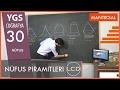 Nüfus Piramitleri ve Özellikleri - YGS COĞRAFYA / Konu anlatımı