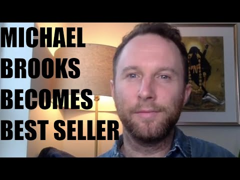 Michael Brooks' Book Becomes #1 Seller And Completely Sells Out After His Tragic & Sudden Passing