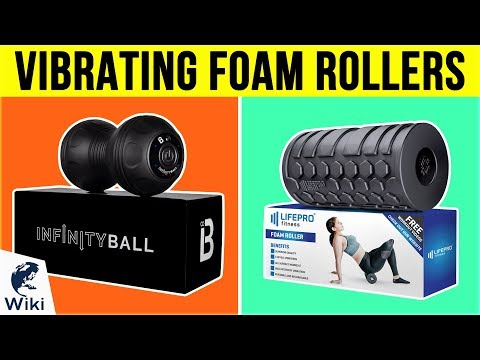The Best Vibrating Foam Rollers Is Helpful For Weight Loss