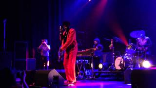 Charles Bradley - Love bug blues/Crying in the Chapel (Live @ O2 ABC Glasgow, UK on 05/10/13) HD