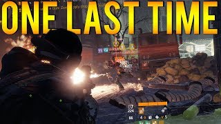 This is GOODBYE! SOLO DZ PVP #100 (The Division)