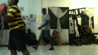 preview picture of video 'Junior Boys boxing Nadi town part2'