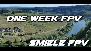 One Week of FPV | Have fun and fly safe! :) фото