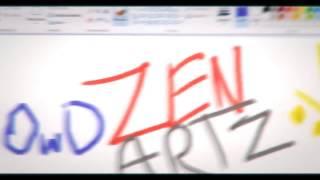 FAN - INTRO ZenArtz (Paint Style)