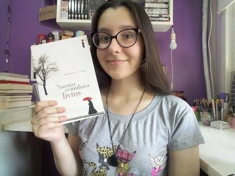 A Menina que Roubava Livros de Markus Zusak| Resenha