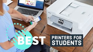 Best Printer for Students in 2021 - (With Most Efficient Ink Usage)
