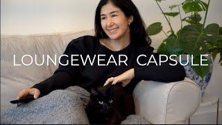 How To Wear Loungwear Outside & My Capsule | Sleek Not Sloppy