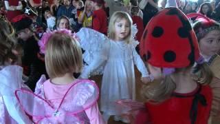 Hustopečská TV: Maškarní karneval s Kamarády