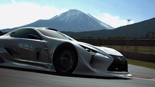"""Lexus LF-LC GT """"Vision Gran Turismo"""": Unveiled"""