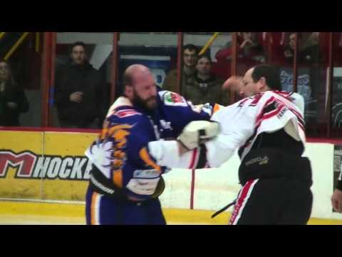 Martin Trempe vs. Mario Joly