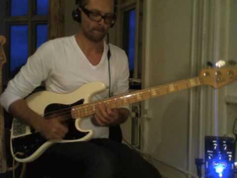 Slap Bass Jam - Funky filter fun