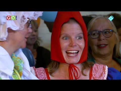 Jarige KiWi viert sprookjesfeest - RTV GO! Omroep Gemeente Oldambt