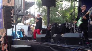 "Aaron Carter: ""I Want Candy"" & ""Another Earthquake!"" Live In Chicago, IL: 8-10-2014."