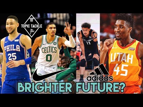 Does Adidas Basketball have BETTER Upcoming Players than Nike?