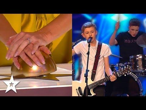 Kid Rock Band Get GOLDEN BUZZER On Britain's Got Talent 2019