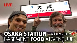 Osaka Station Food Basement Adventure
