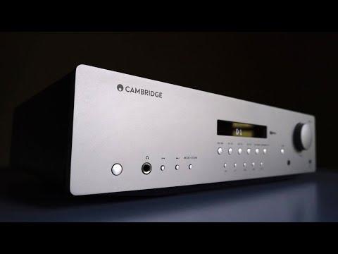 External Review Video sFdn5op6geM for Cambridge Audio AXR100D DAB/FM Stereo Receiver