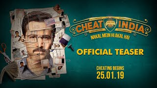 Cheat India - Official Teaser